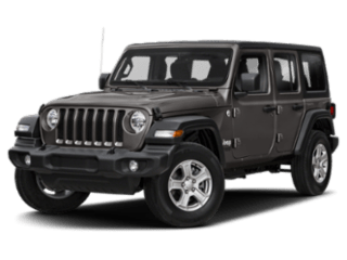 2021 Wrangler Unlimited