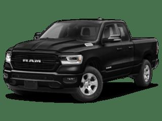 2020 Quad Cab Ram 1500 Bighorn