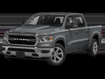 2021 Ram 1500 Bighorn Quad Cab 4x2
