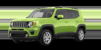 2020 Jeep Renegade Trailhawk 4x4