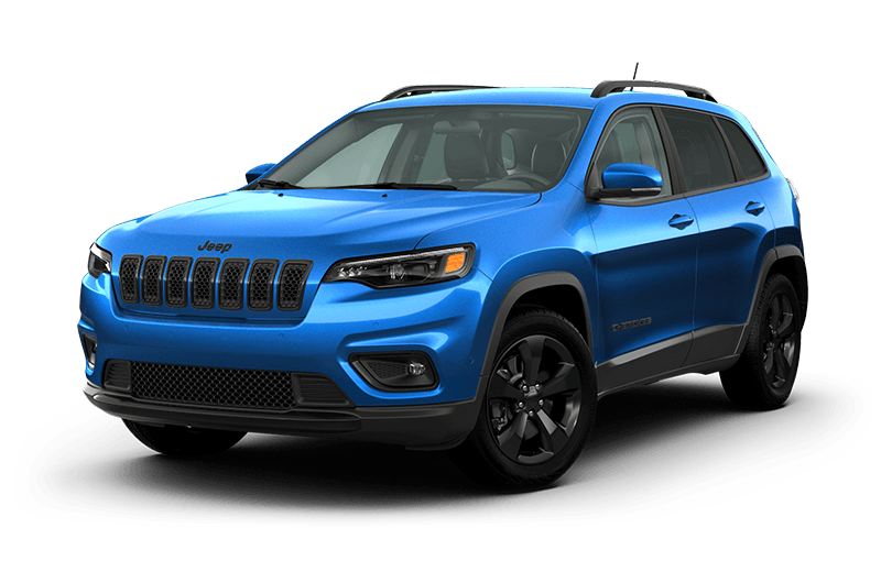 2021 Jeep Cherokee Limited LUX 4x2