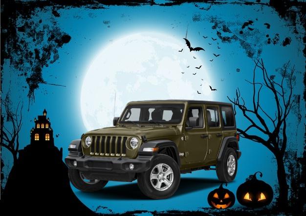 2021 Jeep Wrangler 4xe Sahara