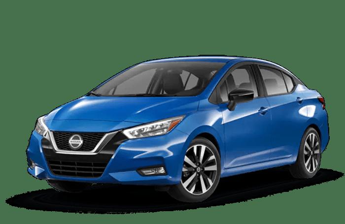 Nissan Versa Sr 2020 Walkaround Youtube