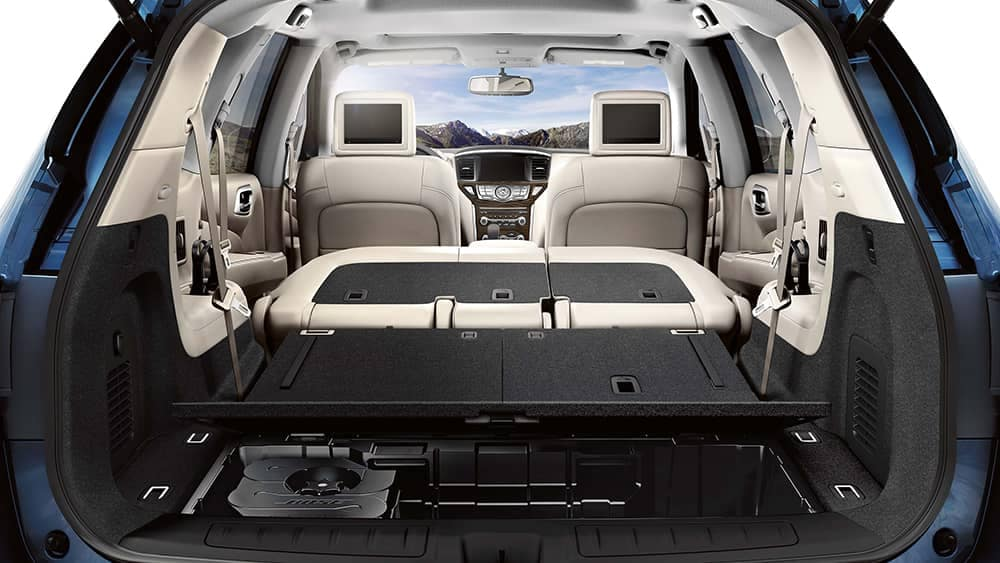 2020 Nissan Pathfinder Space