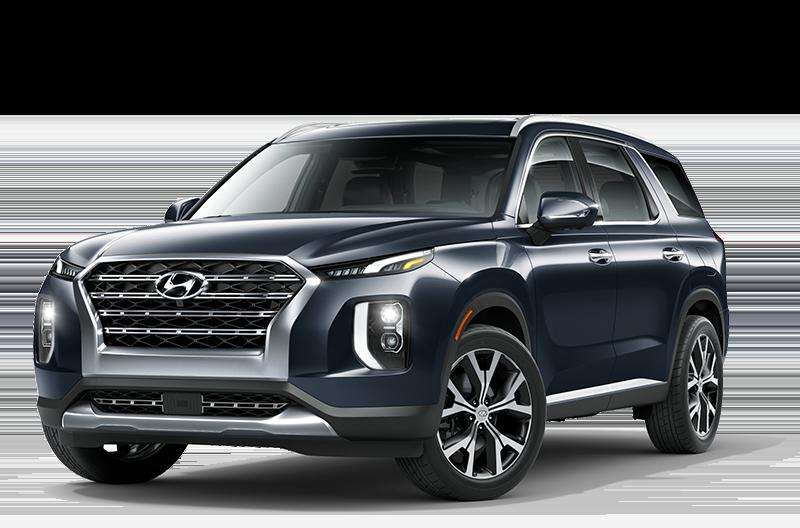 2020 Hyundai Palisade Blue