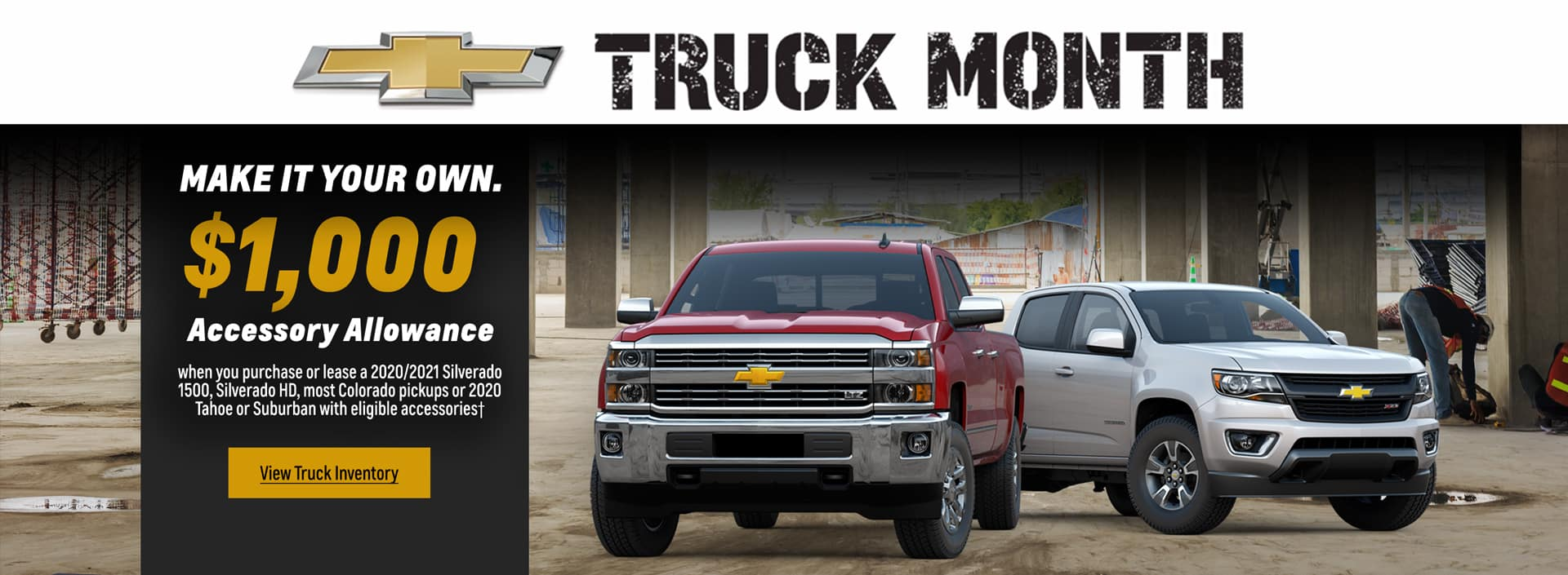 Chevy-Truck-Month
