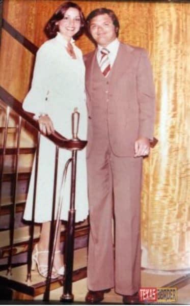 Janet and Bob Vackar In 1982