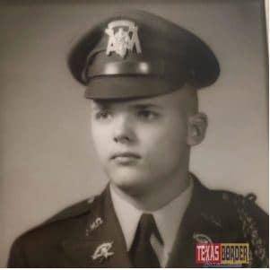 First Lieutenant Robert C. Vackar