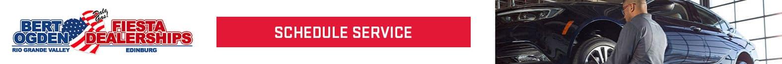 Schedule Service | Bert Ogden Auto Group