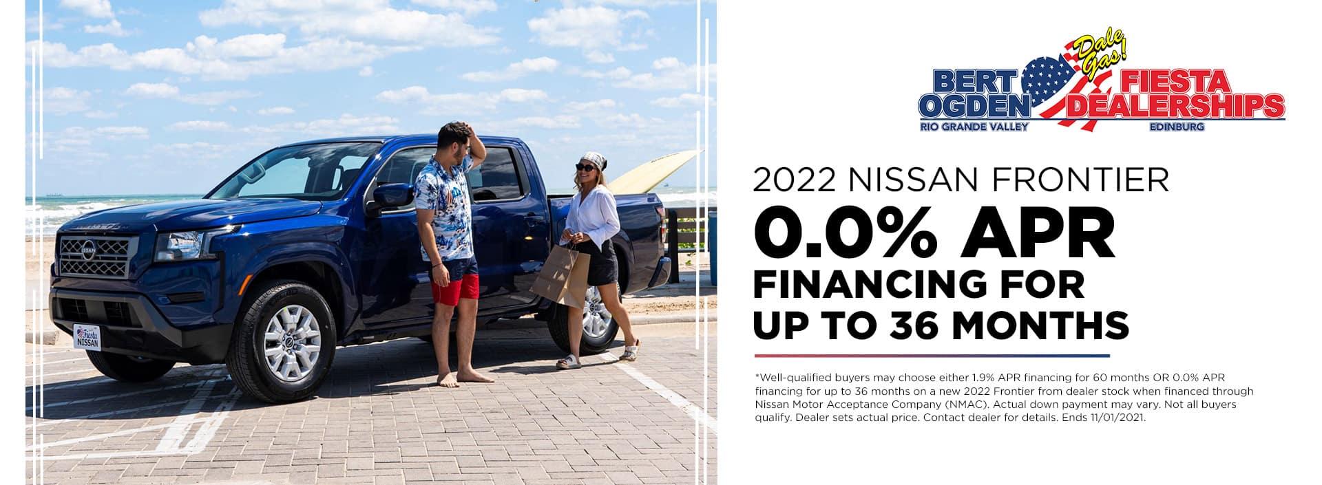 2022 Nissan Frontier - McAllen, TX