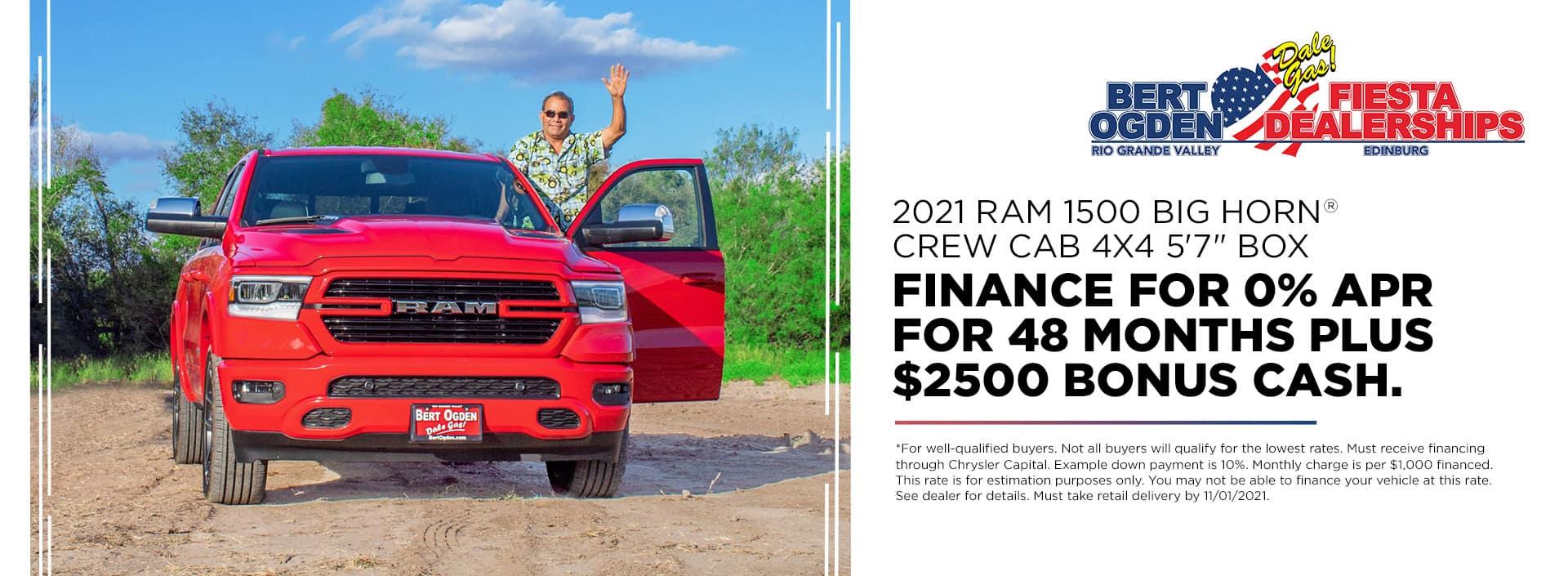 2021 RAM 1500 | Harlingen, TX