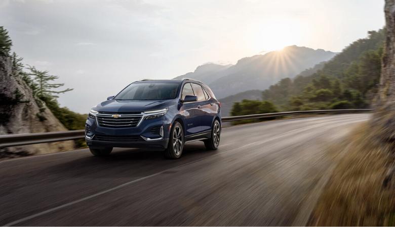 Best Used Vehicles - Chevrolet Equinox - Bert Ogden Auto Outlet - Mercedes, TX