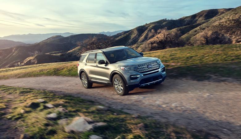 Best Used Vehicles - Ford Explorer - Bert Ogden Auto Outlet - Mercedes, TX