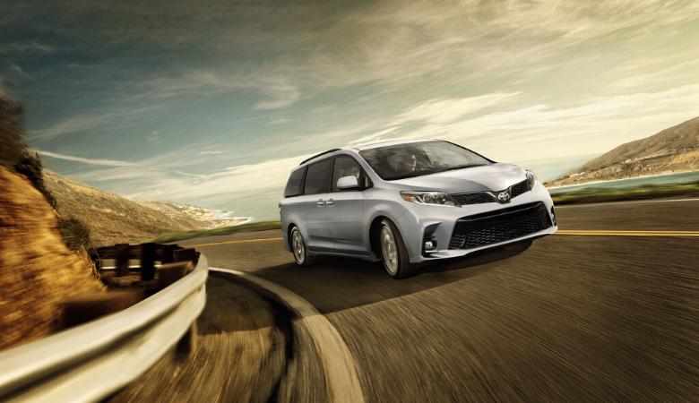 Best Used Vehicles - Toyota Sienna - Bert Ogden Auto Outlet - Mercedes, TX