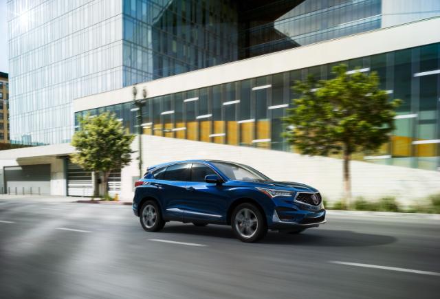 Acura RDX - Drive To Impress - Bert Ogden Auto Outlet - Mercedes, TX