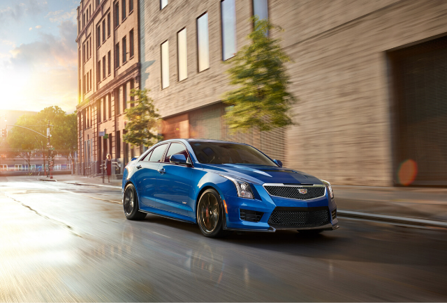 Cadillac ATS - Drive To Impress - Bert Ogden Auto Outlet - Mercedes, TX