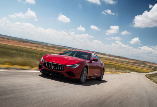Maserati Ghibli - Drive To Impress - Bert Ogden Auto Outlet - Mercedes, TX