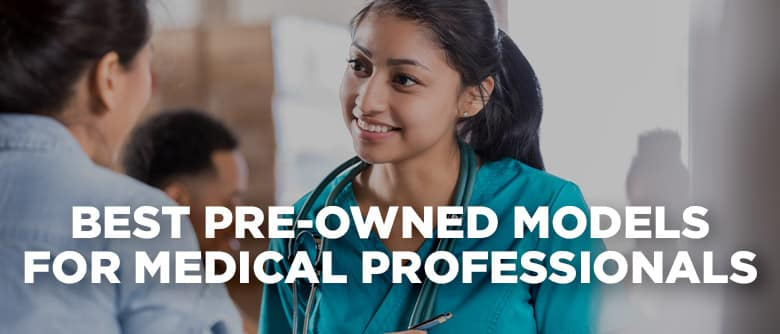 Used Vehicles For Medical Professionals - Bert Ogden Auto Outlet - Mercedes, TX