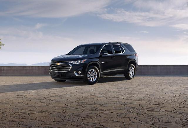 Chevrolet Traverse - Used Vehicles For Educators - Bert Ogden Auto Outlet - Mercedes, TX