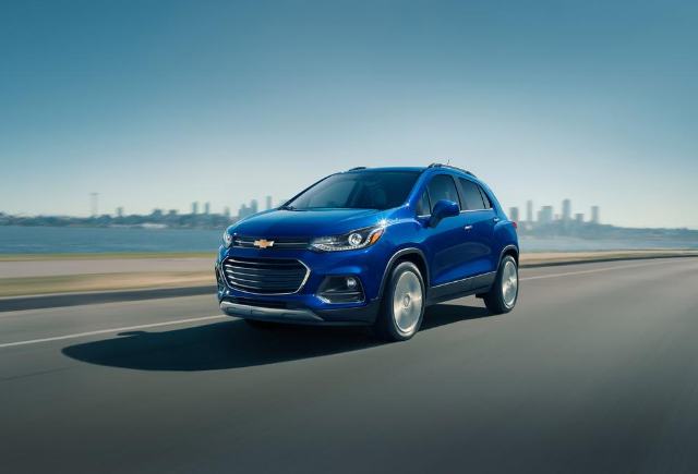 Chevrolet Trax - Used Vehicles For Medical Professionals - Bert Ogden Auto Outlet - Mercedes, TX