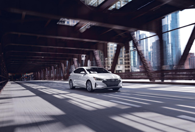 Hyundai Elantra - Used Vehicles For Medical Professionals - Bert Ogden Auto Outlet - Mercedes, TX