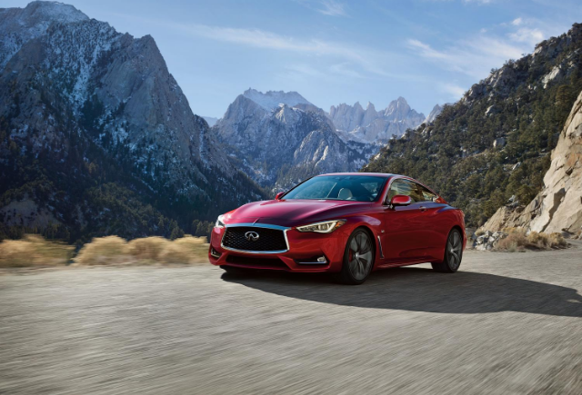 INFINITI Q60 - Used Vehicles For Medical Professionals - Bert Ogden Auto Outlet - Mercedes, TX