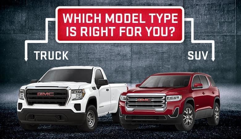 Trucks vs. SUVs - Bert Ogden Auto Outlet - Mercedes, TX