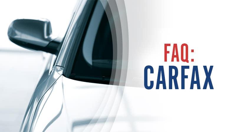 Carfax® FAQ - Bert Ogden Auto Outlet - Mercedes, TX