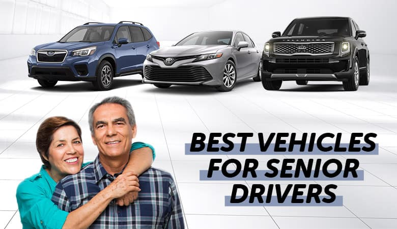 Best Cars for Senior Drivers - Bert Ogden Auto Outlet - Mercedes, TX
