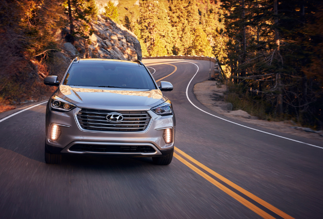 Best Cars for Senior Drivers - Hyundai Santa Fe - Bert Ogden Auto Outlet - Mercedes, TX