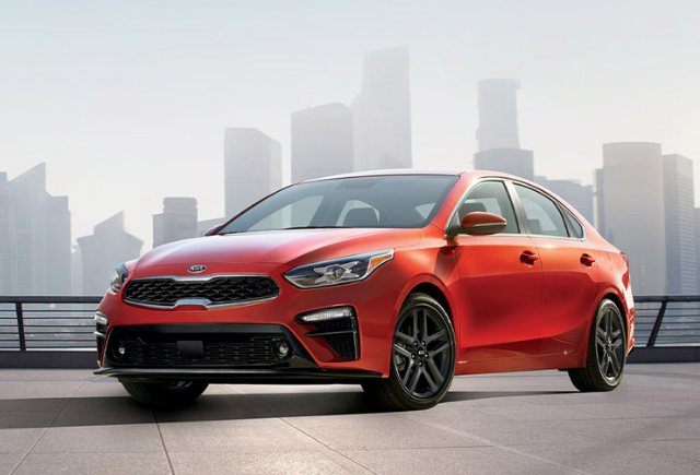 Best Cars for Senior Drivers - Kia Forte - Bert Ogden Auto Outlet - Mercedes, TX