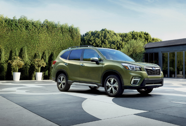 Best Cars for Senior Drivers - Subaru Forester - Bert Ogden Auto Outlet - Mercedes, TX