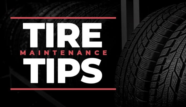 Tire Maintenance Tips | Bert Ogden Auto Outlet | Mercedes, TX