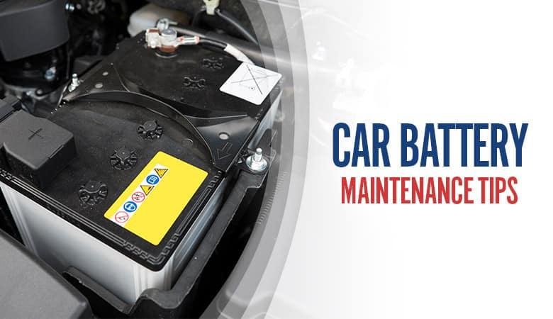 Car Battery Maintenance | Bert Ogden Auto Outlet | Mercedes, TX