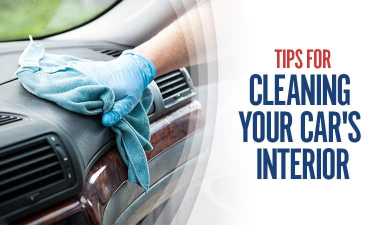 How to Clean Your Vehicle's Interior   Bert Ogden Auto Outlet   Mercedes, TX
