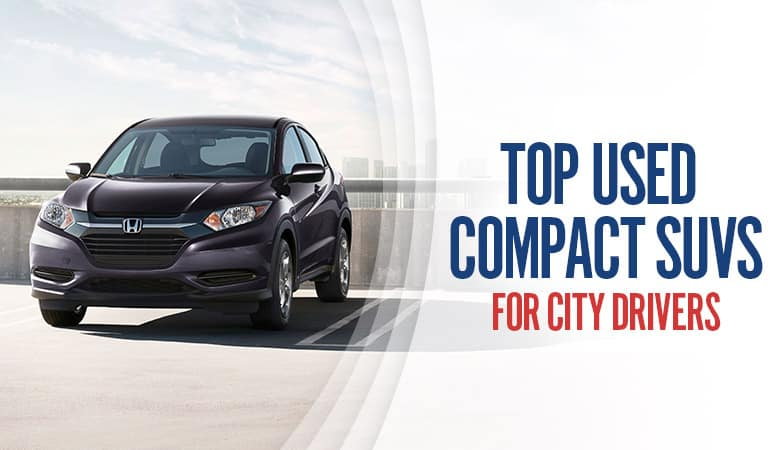 Best Used Compact SUVs for City Drivers | Bert Ogden Auto Outlet | Mercedes, TX