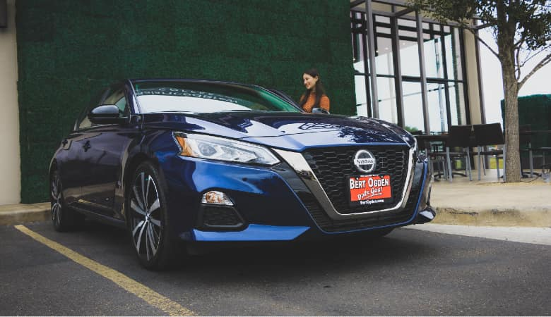Nissan Altima | Mercedes, TX
