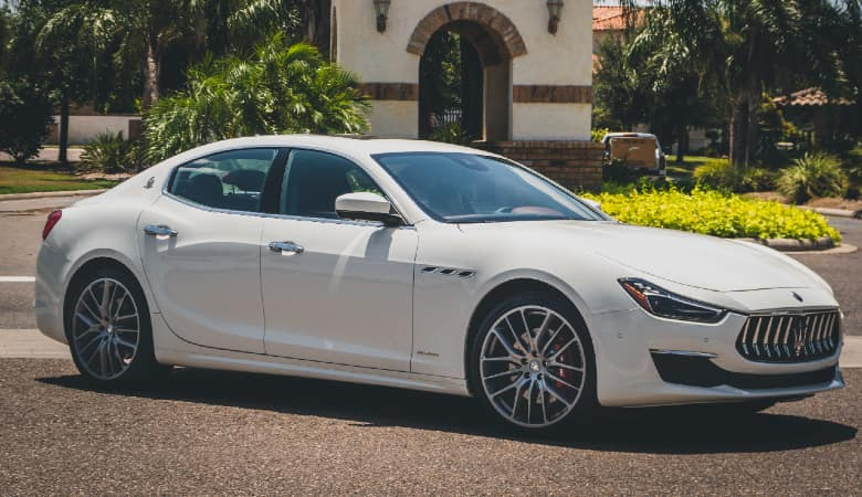 Maserati Ghibli | Mercedes, TX