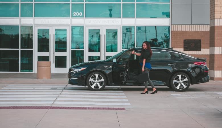 Kia Optima | Mercedes, TX