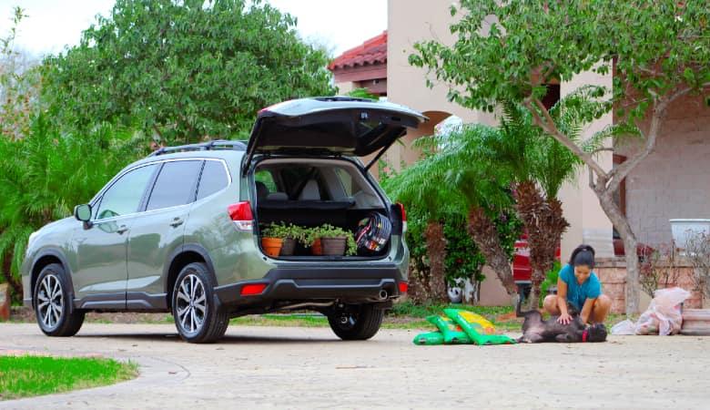 Subaru Forester | Mercedes, TX