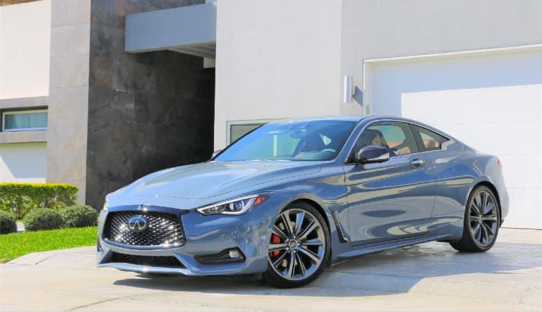 INFINITI Q60 | Mercedes, TX