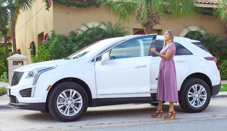 Cadillac XT5   Mercedes, TX