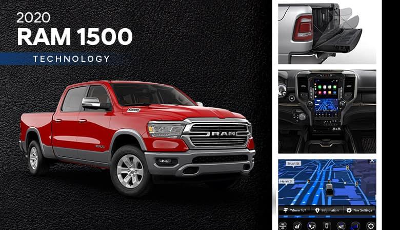 2020 Ram 1500 Technology | Harlingen, TX
