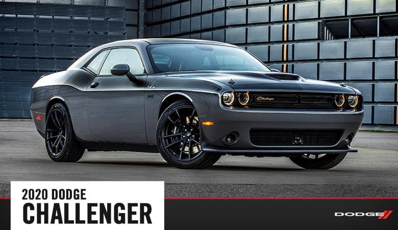 2020 Dodge Challenger   Bert Ogden CDJR   Harlingen, TX