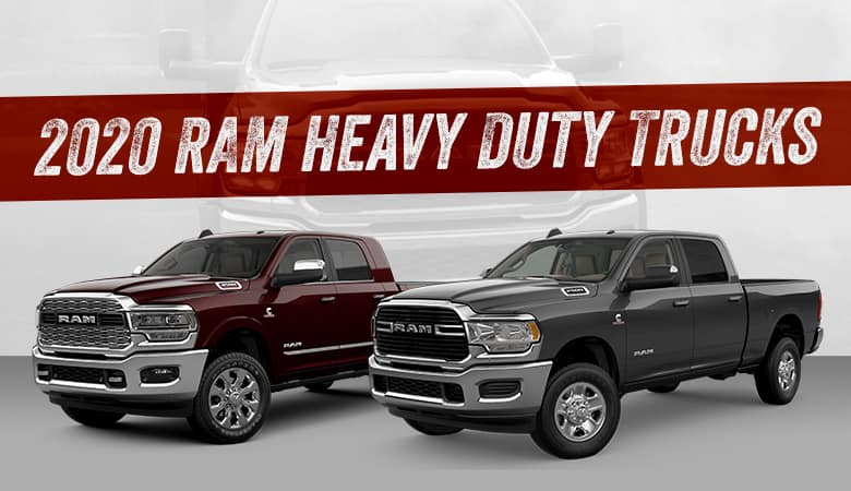 2020 Ram Heavy Duty Trucks | Harlingen, TX