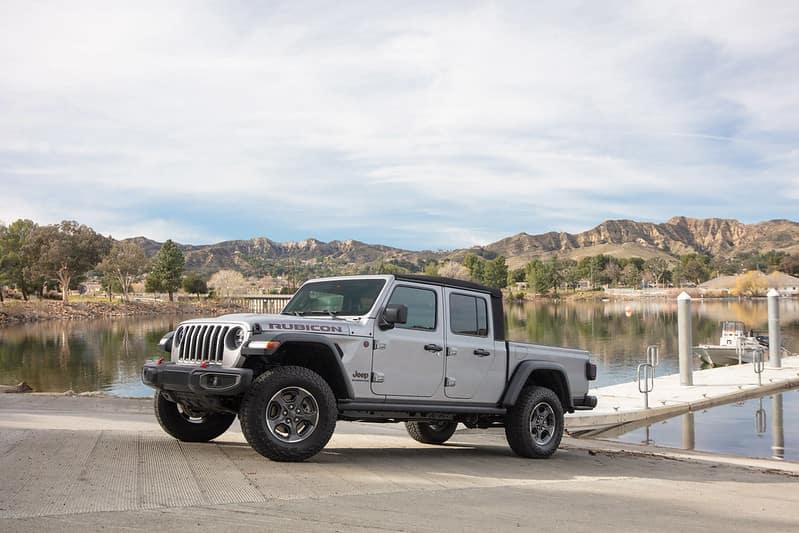 Jeep Gladiator | Bert Ogden CDJR | Harlingen, TX