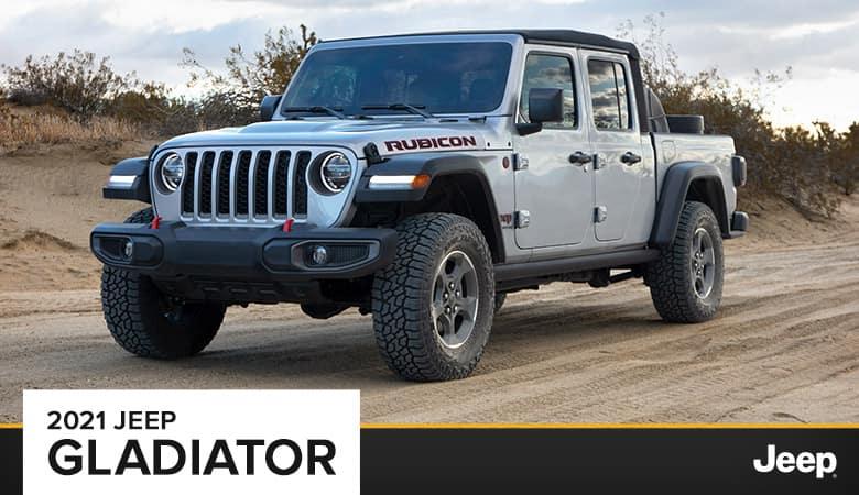 2021 Jeep Gladiator | Bert Ogden CDJR | Harlingen, TX