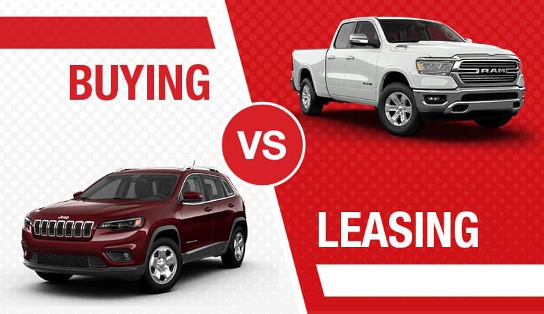 Buying vs. Leasing   Bert Ogden CDJR   Harlingen, TX