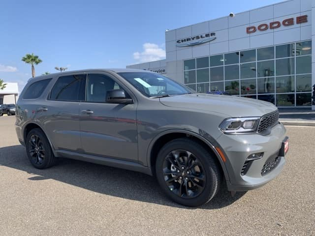 2021 Dodge Durango (excludes SRT® and SRT® Hellcat)