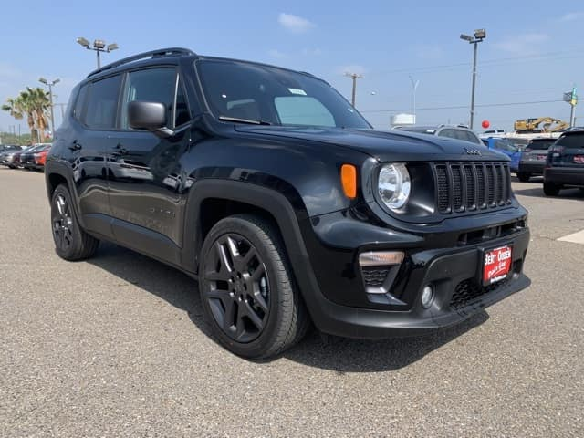 2021 Jeep® Renegade (excludes Sport 4x2)